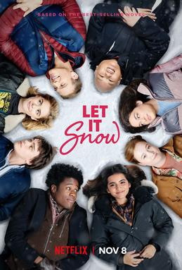A Christmas Snow.Let It Snow 2019 Film Wikipedia