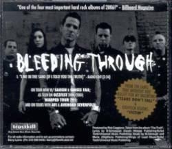 Line in the Sand (Bleeding Through song) 2007 single by Bleeding Through