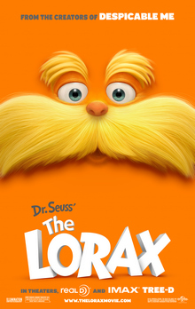 The Lorax [Outdoor Film] @ Chantilly | Virginia | United States