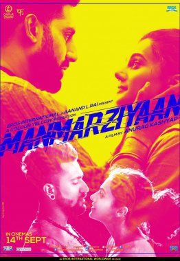 Manmarziyaan official poster.jpg