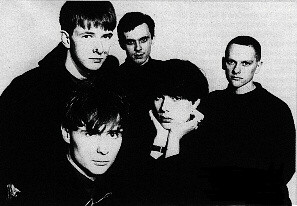 McCarthy (band) McCarthy were a British indie pop band, formed in Barking, Essex, England in 1984 by schoolmates Malcolm Eden (voice and guitar) and Tim Gane (lead guitar) with John Williamson (bass guitar) and Gary Baker (drums)