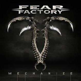 <i>Mechanize</i> album by Fear Factory