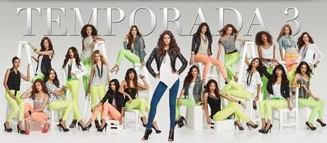 Mexico's Next Top Model Mexico39s Next Top Model cycle 3 Wikipedia