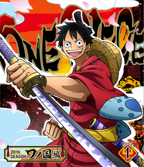 One Piece DVD 20