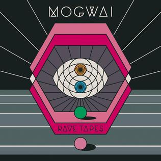 <i>Rave Tapes</i> 2014 studio album by Mogwai
