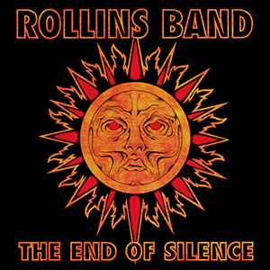 <i>The End of Silence</i> album by Rollins Band