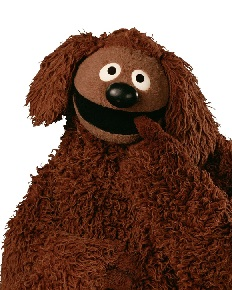 Rowlf the Dog muppet
