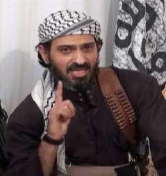 Saudi Arabian terrorist