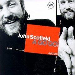 <i>A Go Go</i> (John Scofield album) 1998 studio album by John Scofield