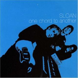 <i>One Chord to Another</i> 1996 studio album by Sloan