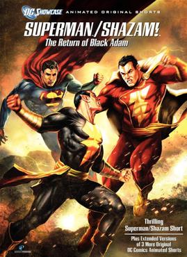 Image result for superman/shazam the return of black adam