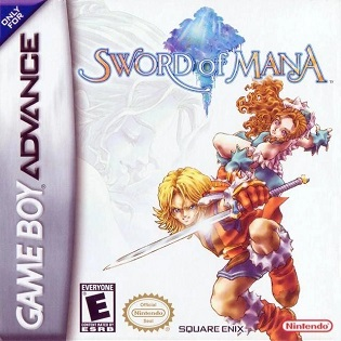 <i>Sword of Mana</i> 2003 video game