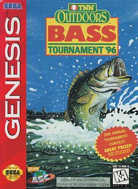 Tnn outdoors bass tournament 39 96 wikipedia for Michigan bass fishing tournaments