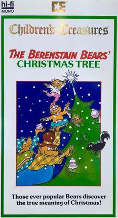 Berenstain Bears Christmas Tree.The Berenstain Bears Christmas Tree Wikiwand