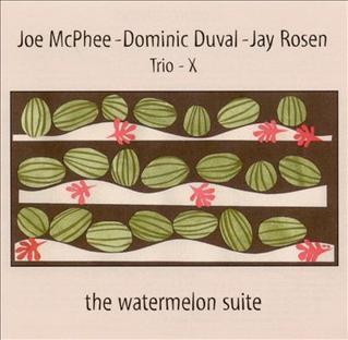 <i>The Watermelon Suite</i> 1999 studio album by Trio X