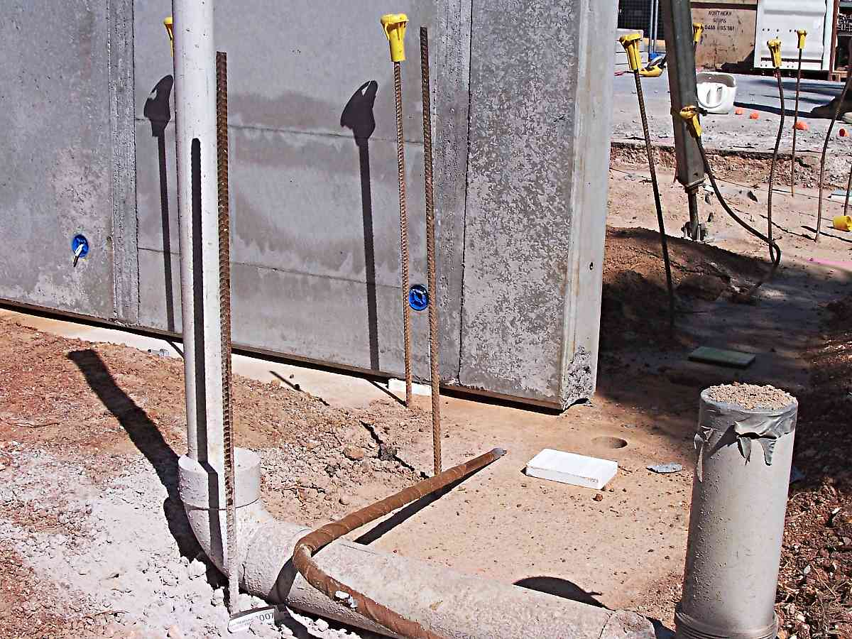Tilt Up Concrete Slabs : Tilt slab