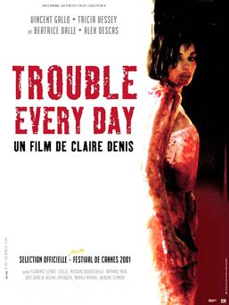 Trouble every day film wikipedia for Beatrice dalle wiki