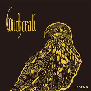 <i>Legend</i> (Witchcraft album) 2012 studio album by Witchcraft