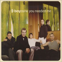 Boyzone — You Needed Me (studio acapella)