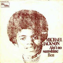 Ain T No Sunshine Wikipedia Download full song as pdf file (for printing etc.) ain t no sunshine wikipedia