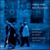 <i>Athens Concert</i> 2011 live album by Charles Lloyd and Maria Farantouri