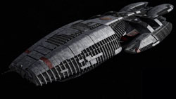 Battlestar (fictional spacecraft) fictional spacecraft