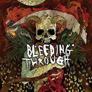 <i>Bleeding Through</i> (album) 2010 studio album by Bleeding Through