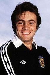 Davie Cooper Scottish footballer