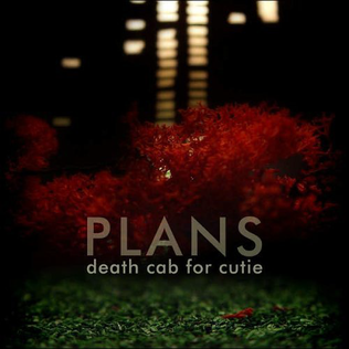 <i>Plans</i> (album) 2005 studio album by Death Cab for Cutie