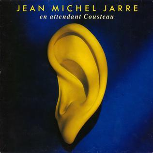 <i>En attendant Cousteau</i> 1990 studio album by Jean-Michel Jarre