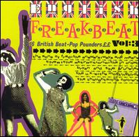 <i>English Freakbeat, Volume 3</i> compilation album
