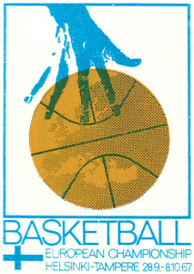 1967 edition of the Eurobasket