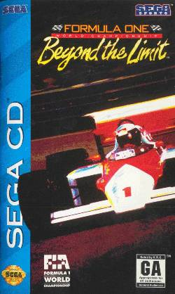 Formula One World Championship Beyond the Limit Cover.jpg