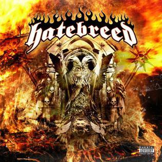 <i>Hatebreed</i> (album) 2009 studio album by Hatebreed