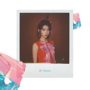 <i>Palette</i> (album) 2017 studio album by IU