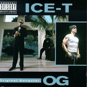 <i>O.G. Original Gangster</i> 1991 studio album by Ice-T