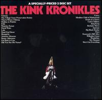 <i>The Kink Kronikles</i> 1972 compilation album by The Kinks