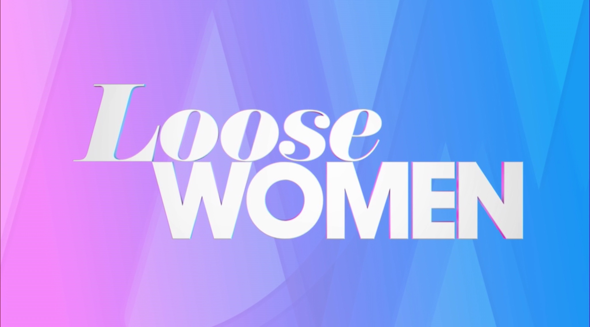 23f02791097964 Loose Women - Wikipedia