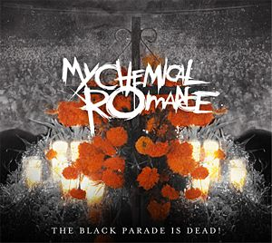 <i>The Black Parade Is Dead!</i> 2008 live album by My Chemical Romance