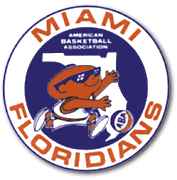 Miami Floridians The Floridians logo