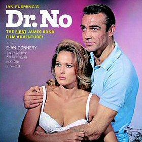 <i>Dr. No</i> (soundtrack) 1963 film score by Monty Norman / John Barry