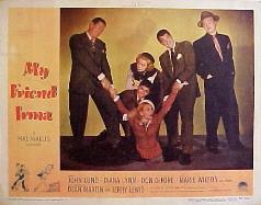 <i>My Friend Irma</i> (film) 1950 film by George Marshall