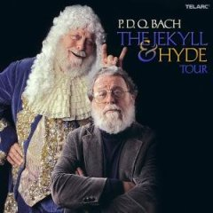 <i>P. D. Q. Bach and Peter Schickele: The Jekyll and Hyde Tour</i> 2007 live album by Peter Schickele