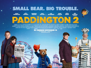 <i>Paddington 2</i> 2017 film by Paul King