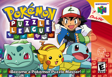 Picture of a game: Pokémon Puzzle League