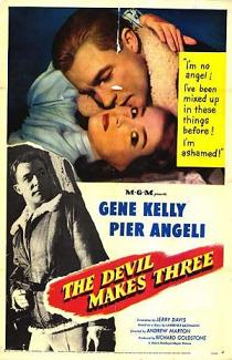 Poster of The Devil Makes Three(film).jpg