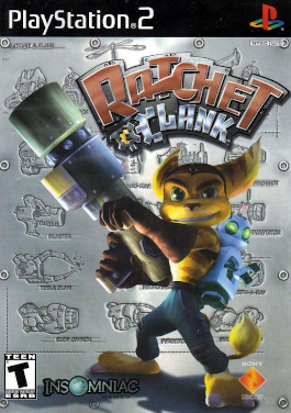 Ratchet Clank 2002 Video Game Wikipedia