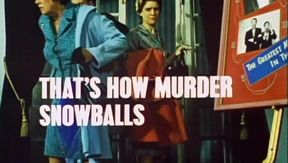 Thats How Murder Snowballs 5th episode of the first season of Randall and Hopkirk