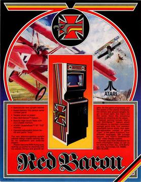 Red Baron 1980 Video Game Wikipedia