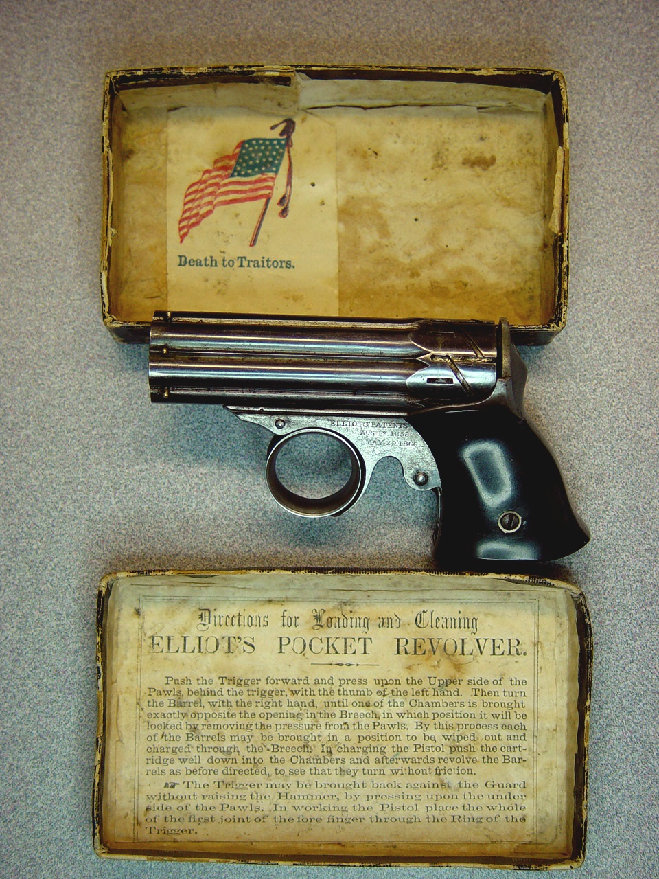 Remington Zig Zag Derringer Wikipedia